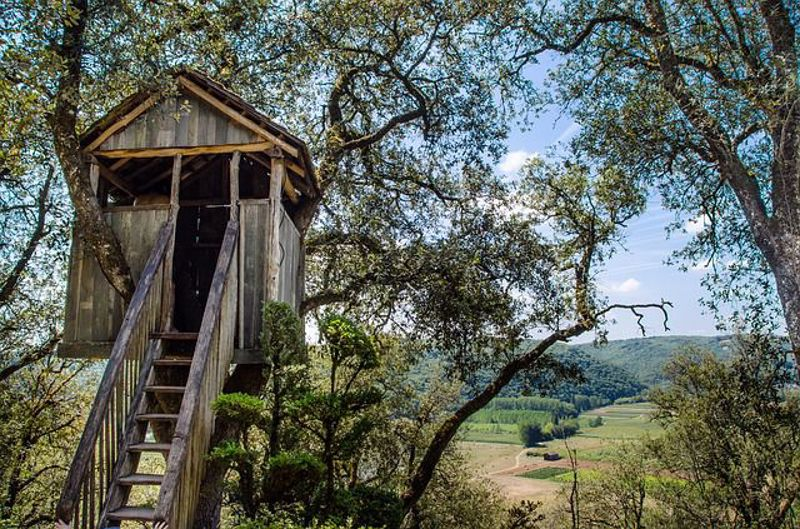 Build a Treehouse with Lowes