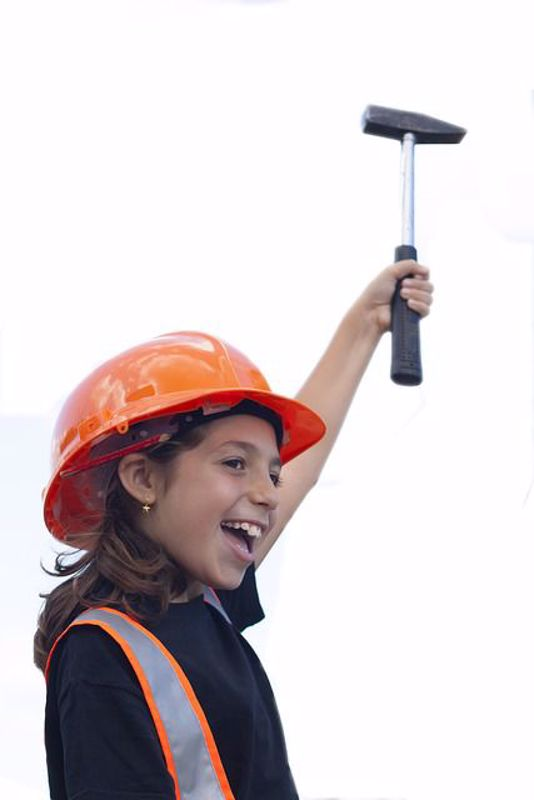 DIY jobs in the home that kids can help with