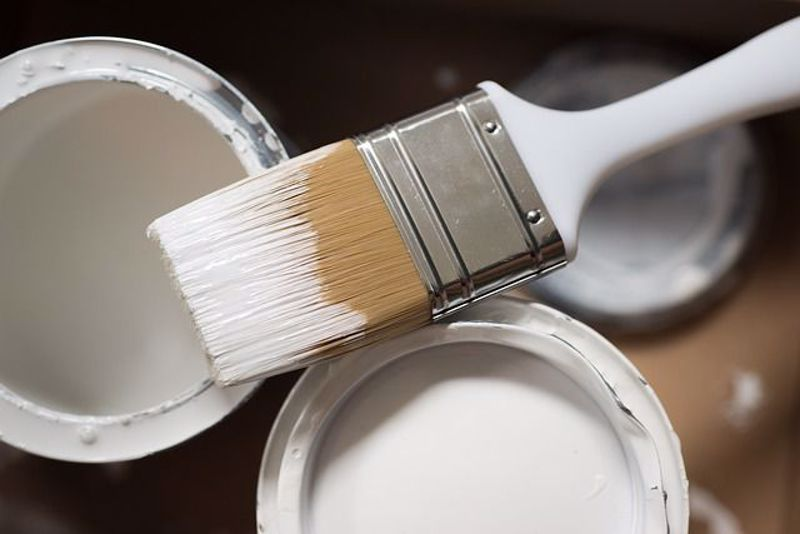 How to clean paintbrushes