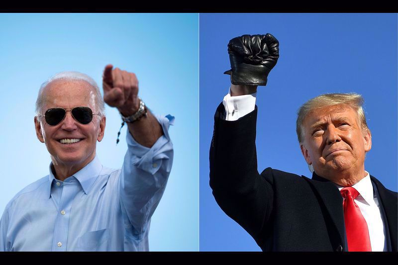 Funny Friday: Biden vs Trump  ... Trump vs Biden ... Whatever...
