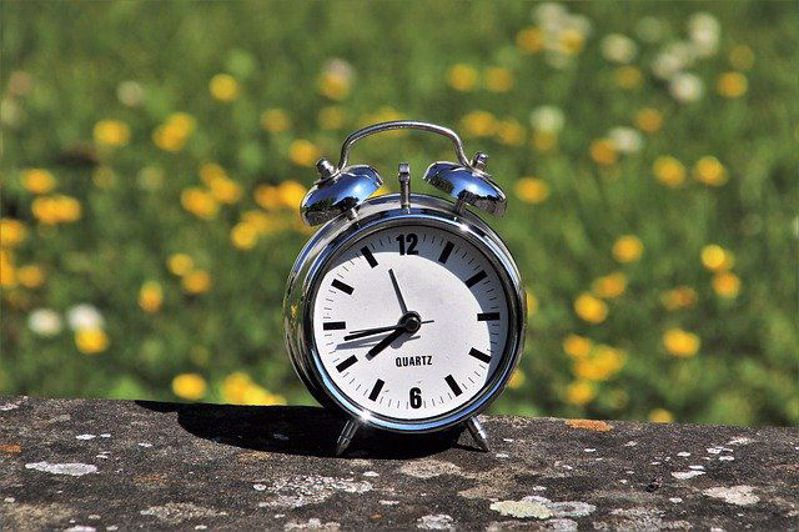 Five things to do as daylight saving kicks in