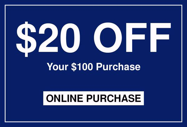 $20 Off $100 Lowes In Store Coupon
